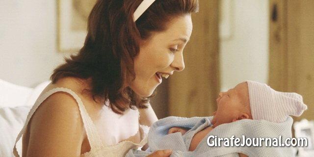 К чему снится если беременная девушка родила